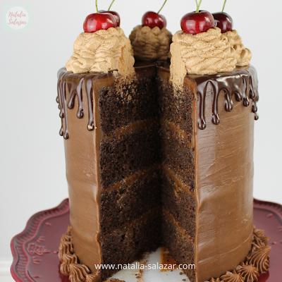 Ganache de chocolate recetas