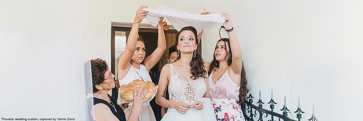 Φωτογράφιση γάμου στις Πρέσπες από το Project Unposed
