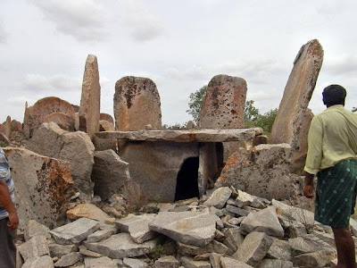 New project to protect megalithic sites in India