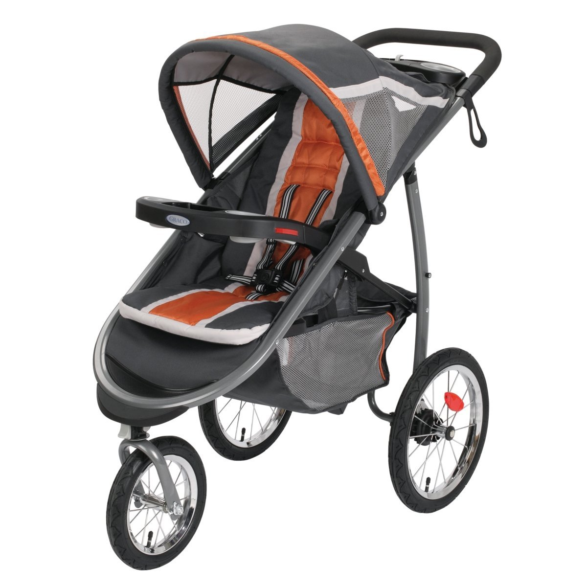 Graco Fast Action Fold Jogger Travel System Reviews