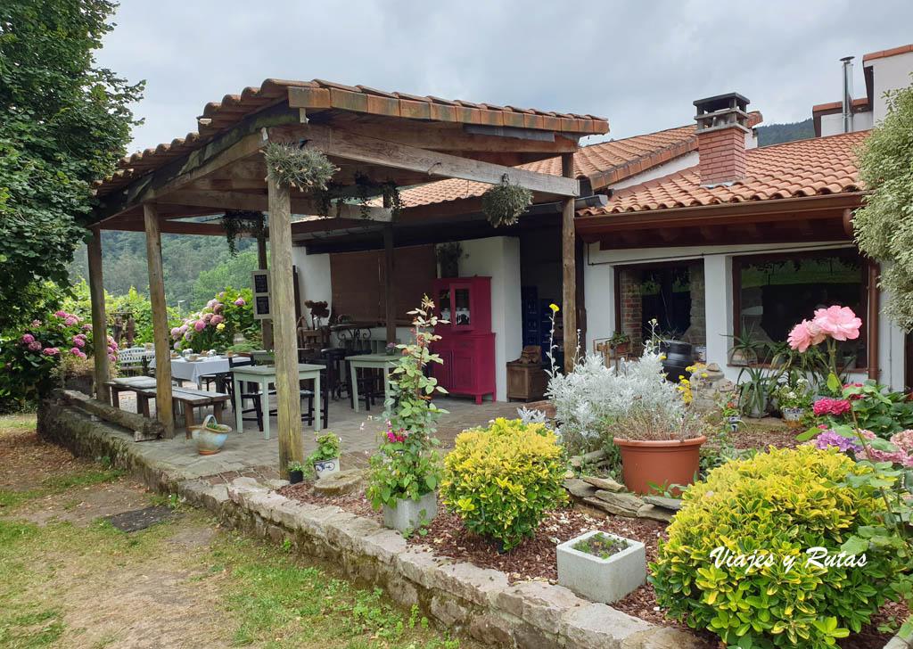 Jardín de El Llar de Viri