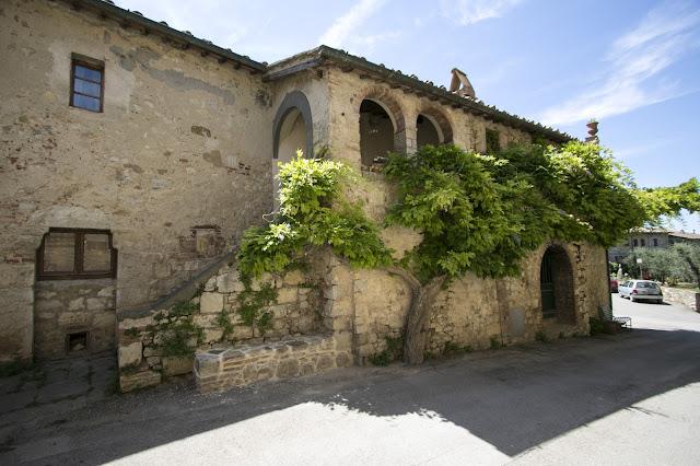 Borgo di Fonterutoli-Cantine Mazzei