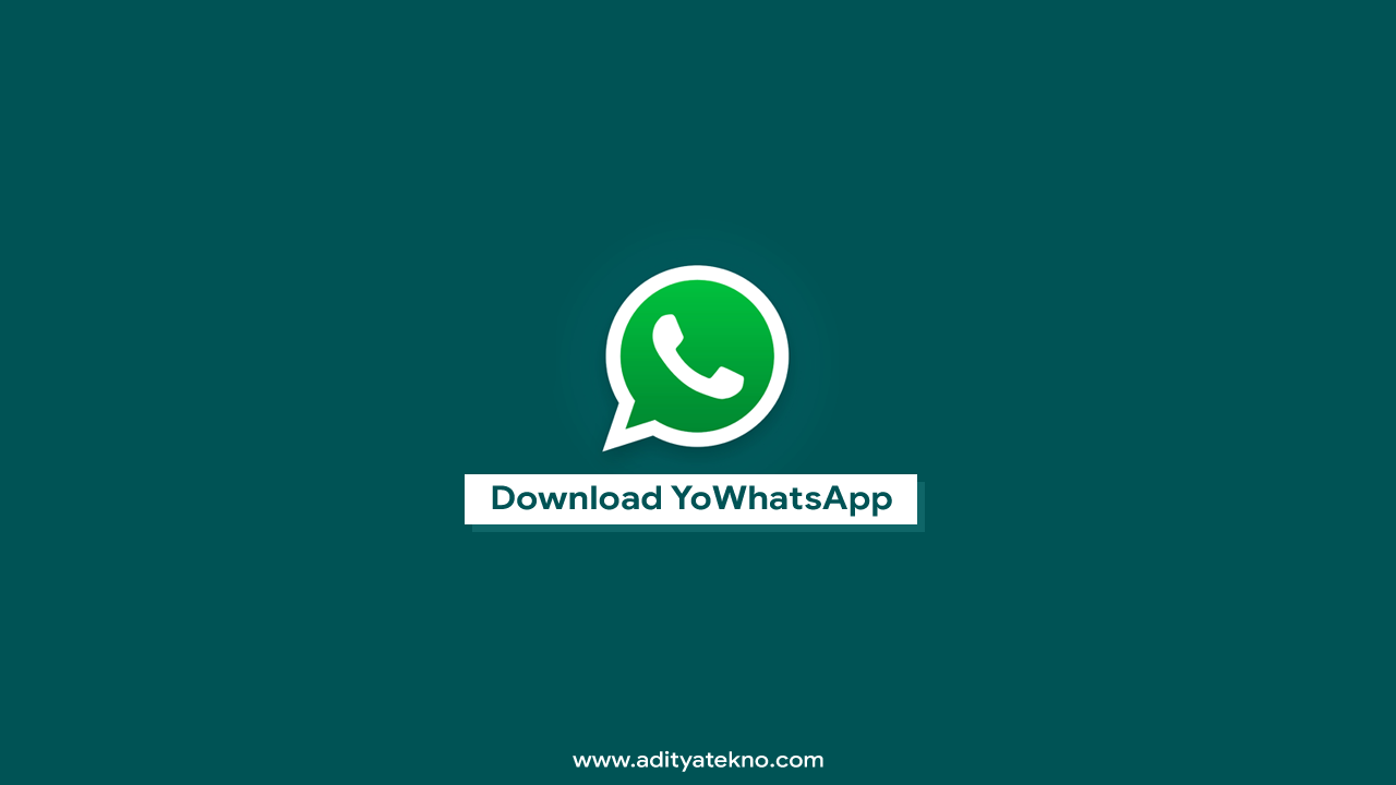 Download YoWhatsApp APK Latest Version 2020 (Anti-Ban)
