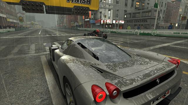 Project Gotham Racing  Car List