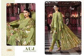 Shree fab Auj luxury Collection pakistani Suits catalog