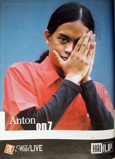 ANTON SHEILA ON 7