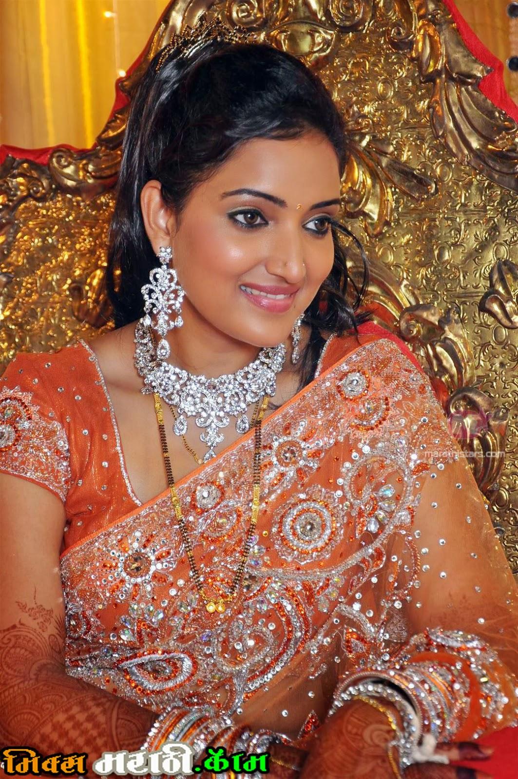 Rupali Bhosale  Marathi Actress-8267