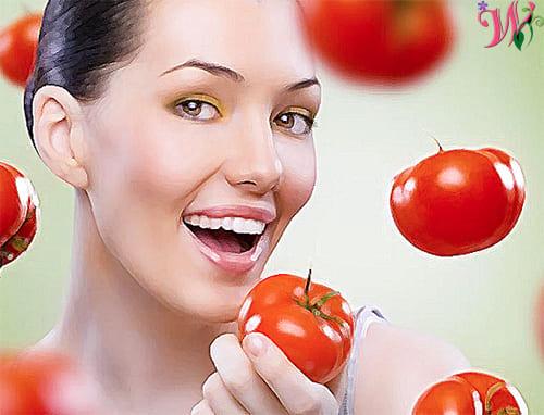 ماهي الفوائد الصحية والجمالية للطماطم