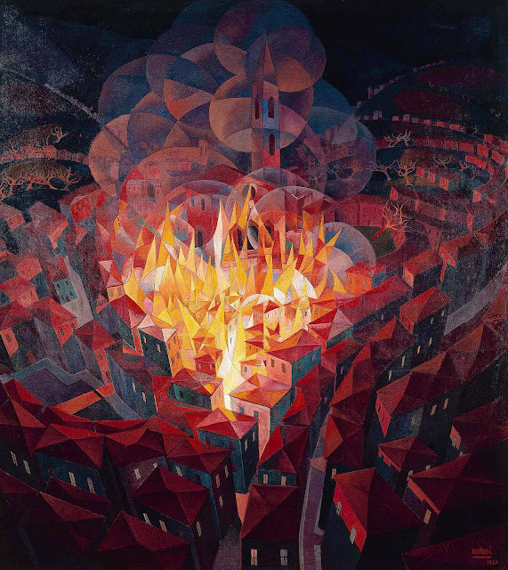 Gerardo Dottori fire