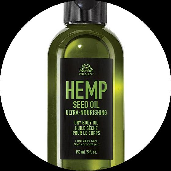 Veilment Hemp Seed Oil Ultra-Nourishing Dry Body Oil - Avon
