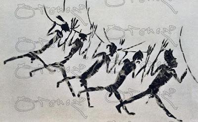 Ares del Maestre. Castellón. Pintura Levantina.