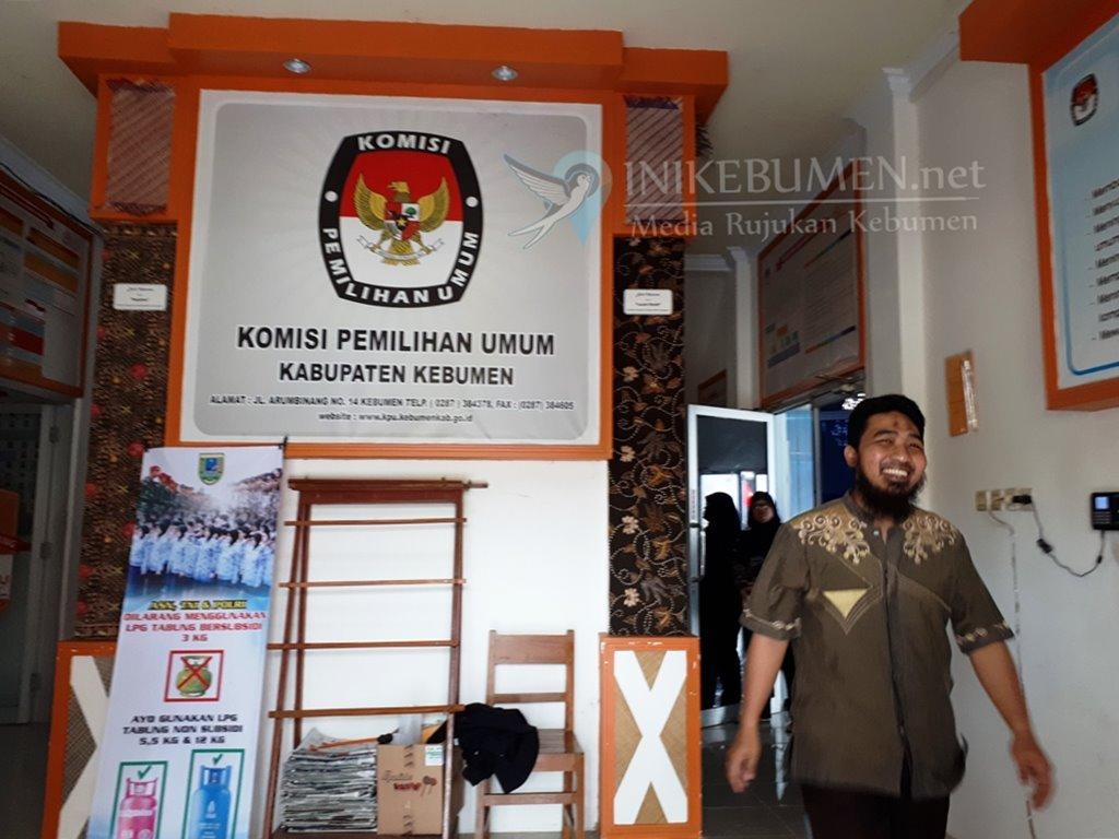 Sabar, KPU Mendadak Tunda Penetapan Perolehan Kursi dan Caleg Terpilih DPRD Kebumen