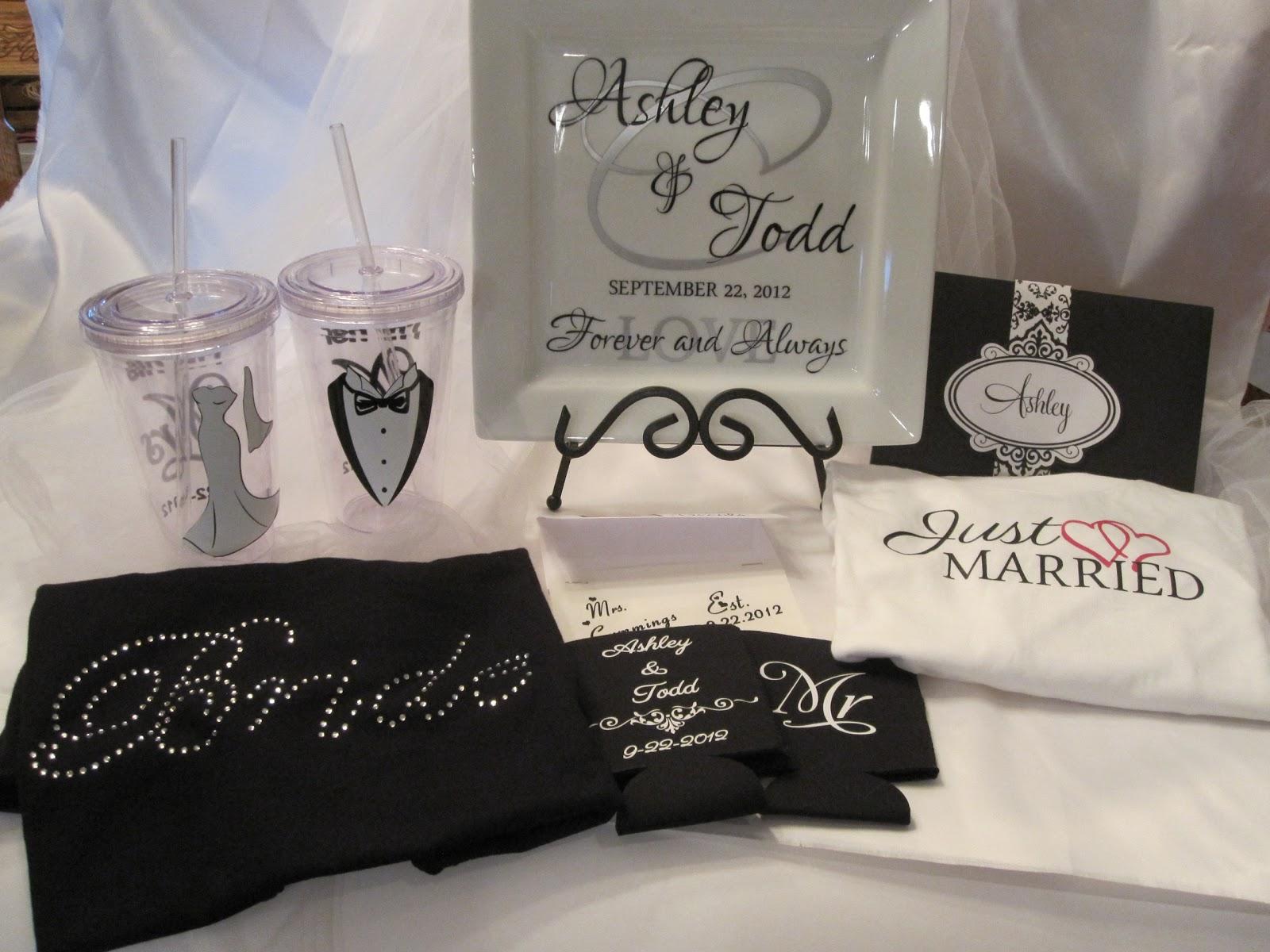 -PAPERPASTIME: Bridal Shower Gifts