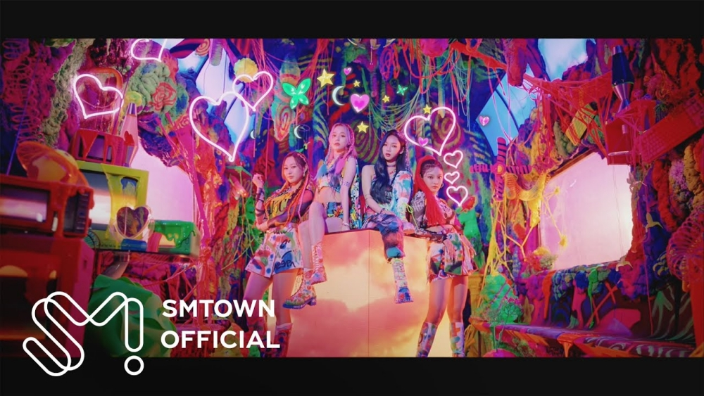 Aespa's 'Black Mamba' Becomes The Fastest K-Pop Debut MV To Reach 10 Million Views