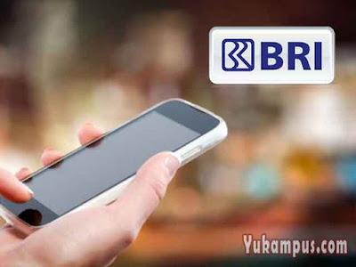 cara cek saldo bri melalui mobile banking