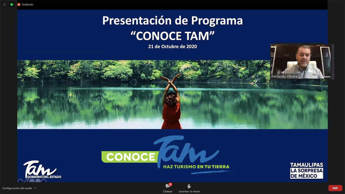 SECTUR TAMAULIPAS COMERCIALIZACIÓN VIAJES HERRAMIENTAS DIGITALES 02