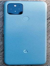 Google Pixel 5 Camera Features