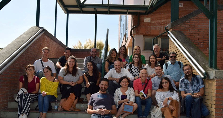 Σε συνάντηση εργασίας ο ΣΘΕΒ στην Μπολόνια στο πλαίσιο του Innotrain Erasmus+