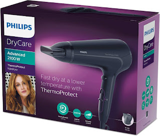 Philips Thermo Protect Hair Dryer