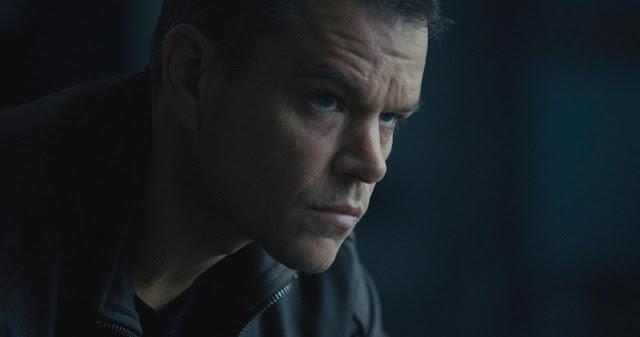 Matt Damon ressurge das sombras no primeiro comercial de Jason Bourne