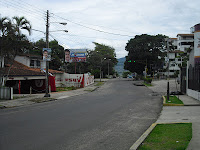 The 'Maduro' quarter of San Cristóbal