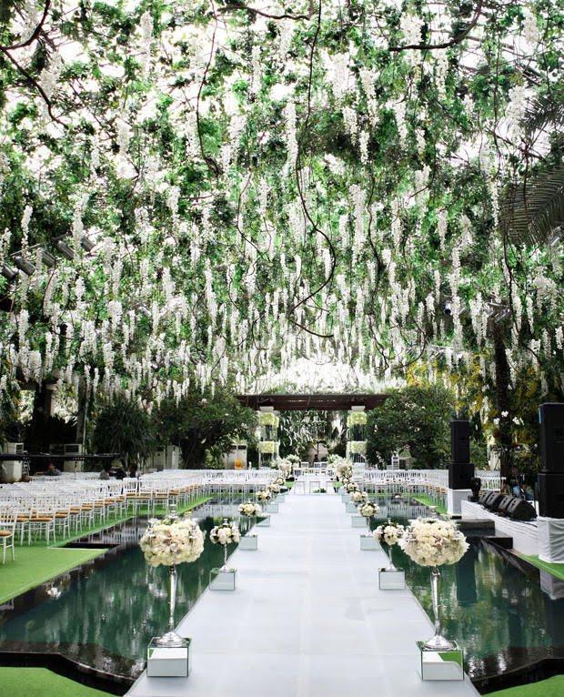 Wedding Aisle Decoration Ideas: The Local Louisville KY Wedding