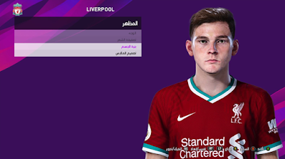PES 2020 Faces Andrew Robertson by So PES