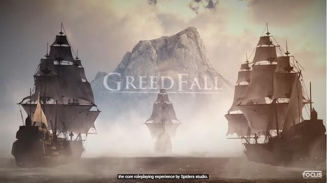 Cheat Trainer GreedFall PC