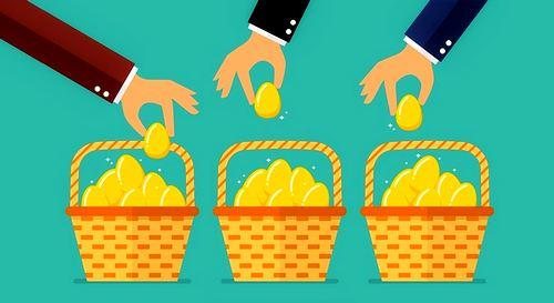 Диверсификация в инвестировании и хайп проектах