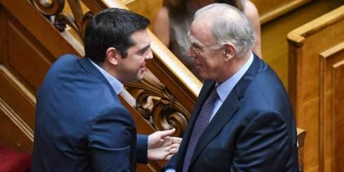 Αποτέλεσμα εικόνας για Ελλάδα ώρα μηδέν! Ο Λεβέντης λέει ότι θα… δεχτεί να γίνει πρωθυπουργός αν του του ζητηθεί