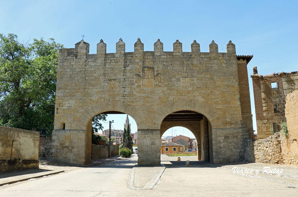 Arco de San Sebastián, Medina de Rioseco