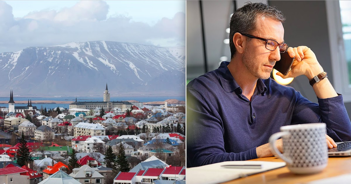 Four-day Working Week Trial In Iceland Has 'Overwhelming Success'