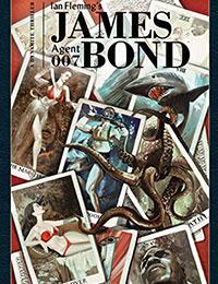 James Bond: Live and Let Die Comic