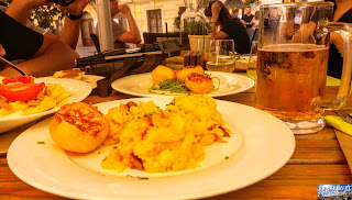 Slovénie Ljubljana Restaurant