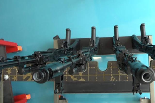 Kalashnikov abrirá fábrica en Armenia
