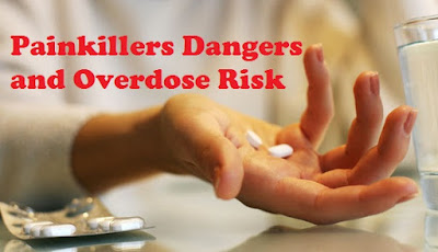 Painkillers Dangers and Overdose Risk