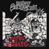 """Ο δίσκος των Heavy Sentence """"Bang to Rights"""""""