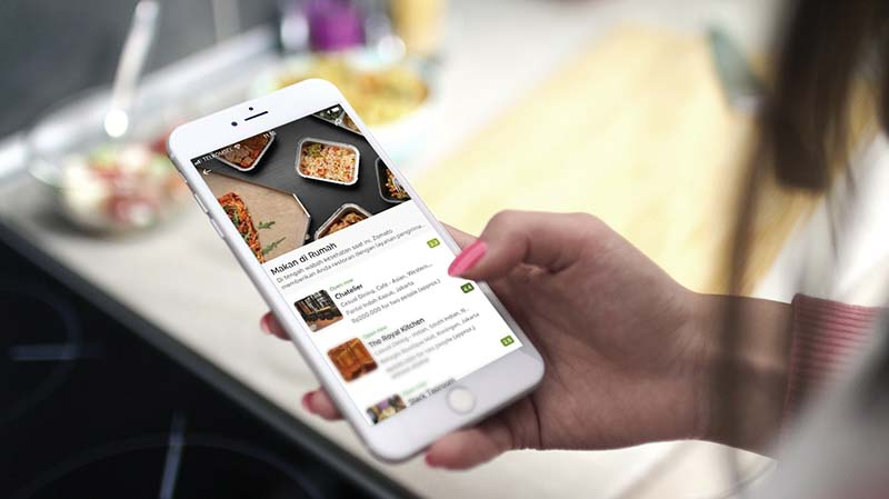 Zomato Meluncurkan Collection Khusus Restoran #MakanDiRumah