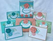 Secret Garden Box Envelopes & Cards Stamp Class