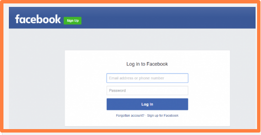Instagram Login With Facebook on Pc