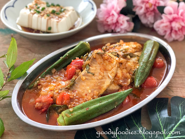 asam pedas fish recipe