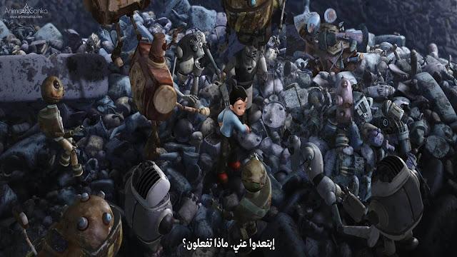 فيلم انيميشن Astro Boy بلوراي 1080P مترجم اون لاين تحميل و مشاهدة