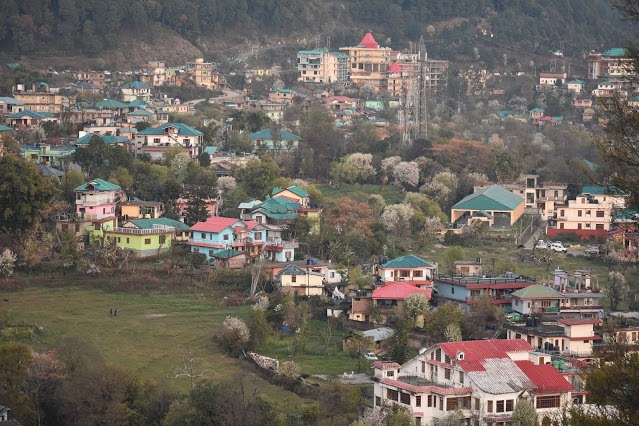 Dharamshala Tourism - Best Places to Visit In Dharamshala.