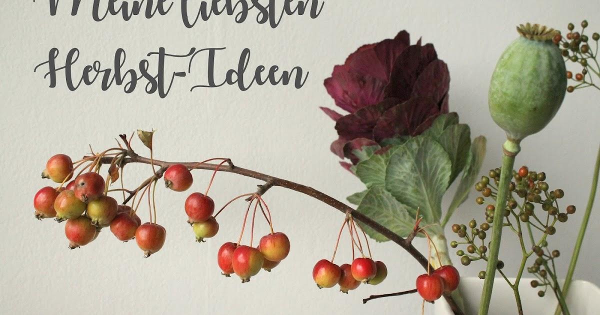 ideen schaufensterdeko herbst kleines freudenhaus meine 10 liebsten herbst ideen im oktober