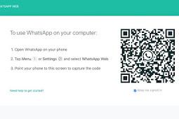 Cara Menggunakan WhatsApp di Komputer / Laptop Tanpa Aplikasi Tambahan