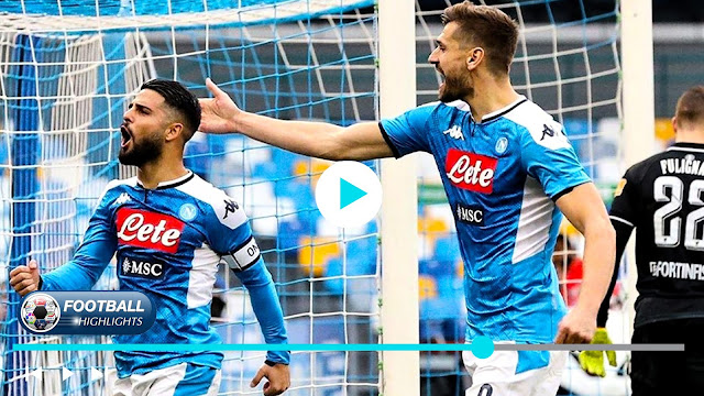 Napoli vs Perugia – Highlights