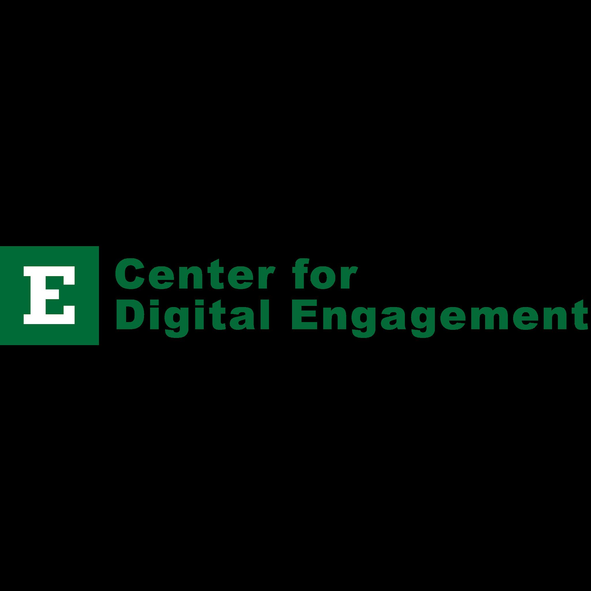 EMU Center for Digital Engagement