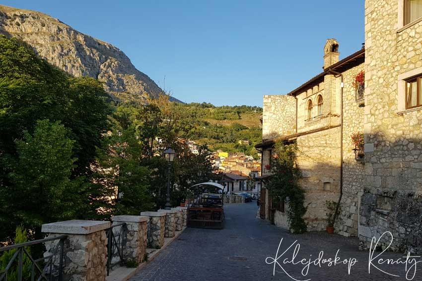 Najpiękniejsze miasteczka Abruzji, które warto zobaczyć. Mój subiektywny przewodnik