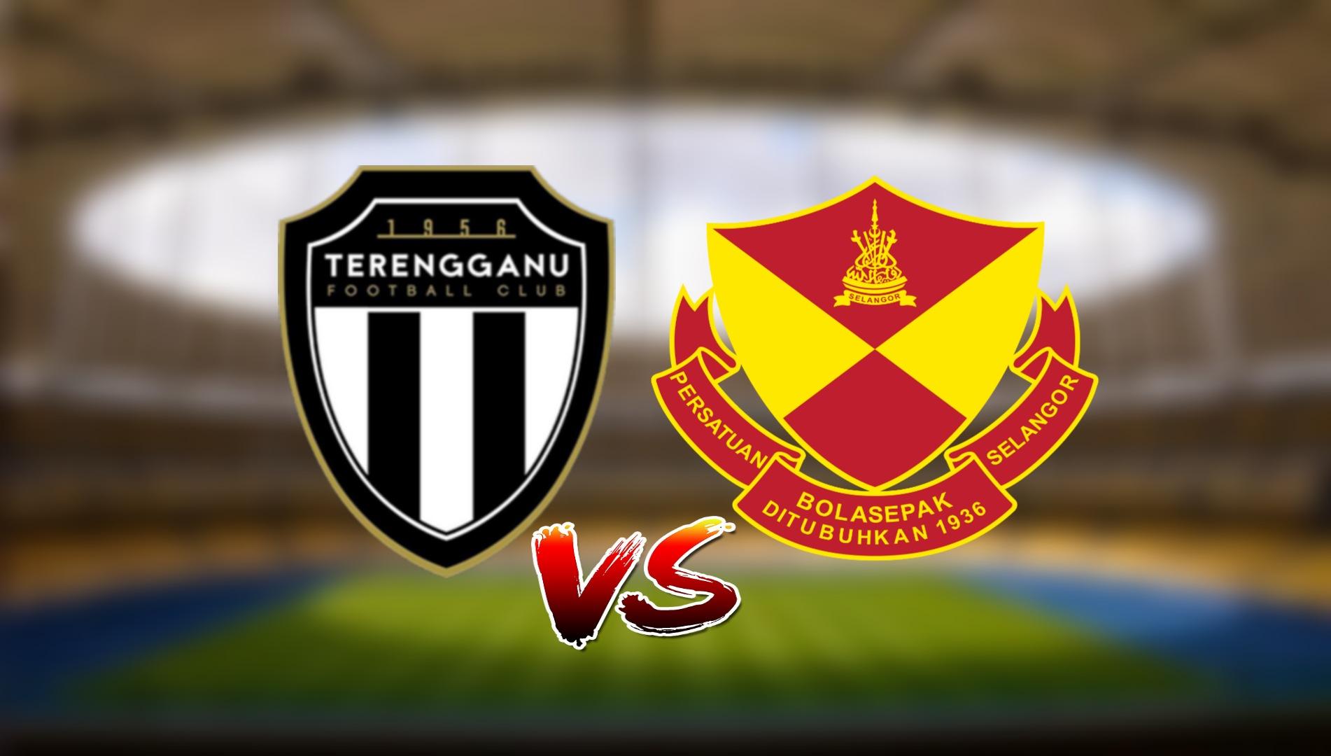 Live Streaming Terengganu FC vs Selangor FC Liga Super 9.3.2021