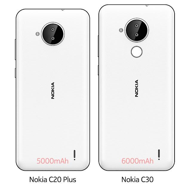 Nokia C20 Plus and Nokia C30 Leaked